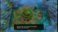Zelda links awakening raccoon magic powder 1