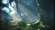 Monster hunter world iceborne guiding lands forest region