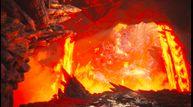 Monster hunter world iceborne guiding lands volcanic region
