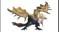 Monster hunter world iceborne tempered gold rathian