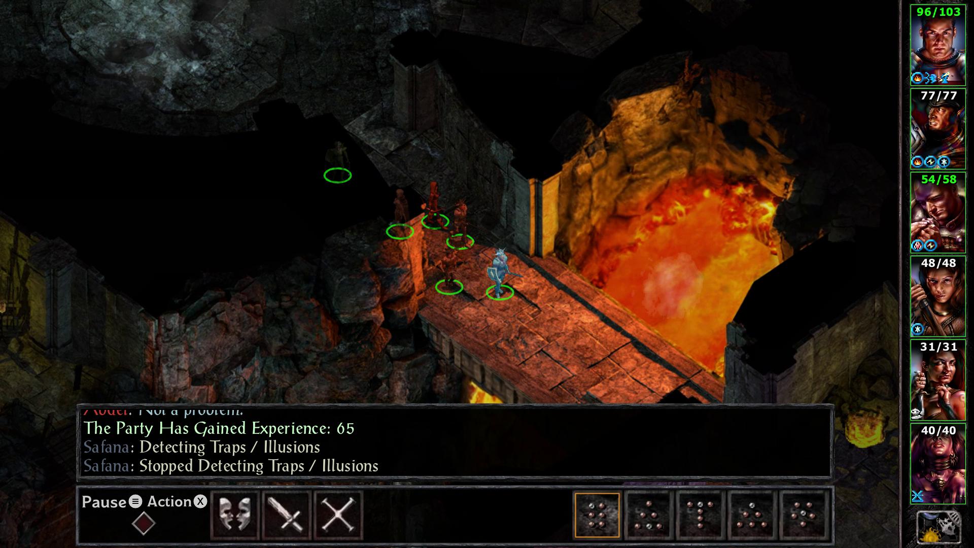 Baldur S Gate Enhanced Edition Review Rpg Site