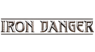 Logo transparent iron danger