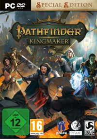 Pathfinder kingmaker pc eu boxart