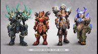 World of warcraft shadowlands plate armor