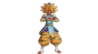 Trials of mana kevin 05 warrior monk