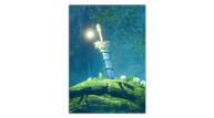 Trials of mana sword