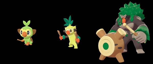 Pokemon Sword And Shield Starters Starter Evolutions And Help Choosing The Best Starter For You Rpg Site 15 player public game completed on march 1st, 2019 1,137 2 8 hrs. pokemon sword and shield starters