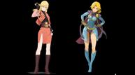 Star ocean character art ilia compare