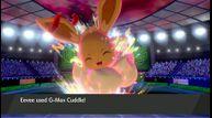 Pokemon sword shield eevee evolution