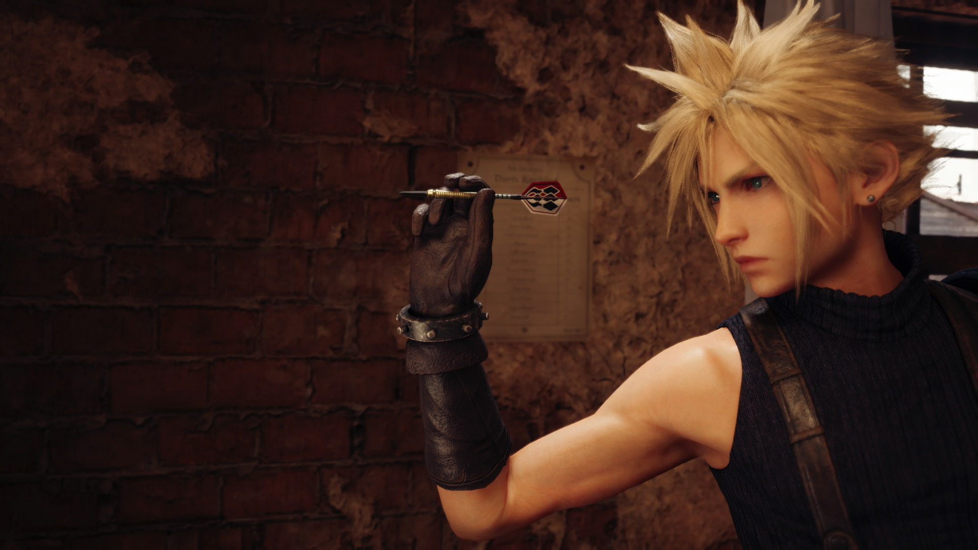 Here S A Bunch Of New Final Fantasy Vii Remake Screenshots