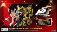 Persona 5 royal launch edition