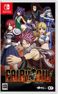 Fairy tail box jp switch