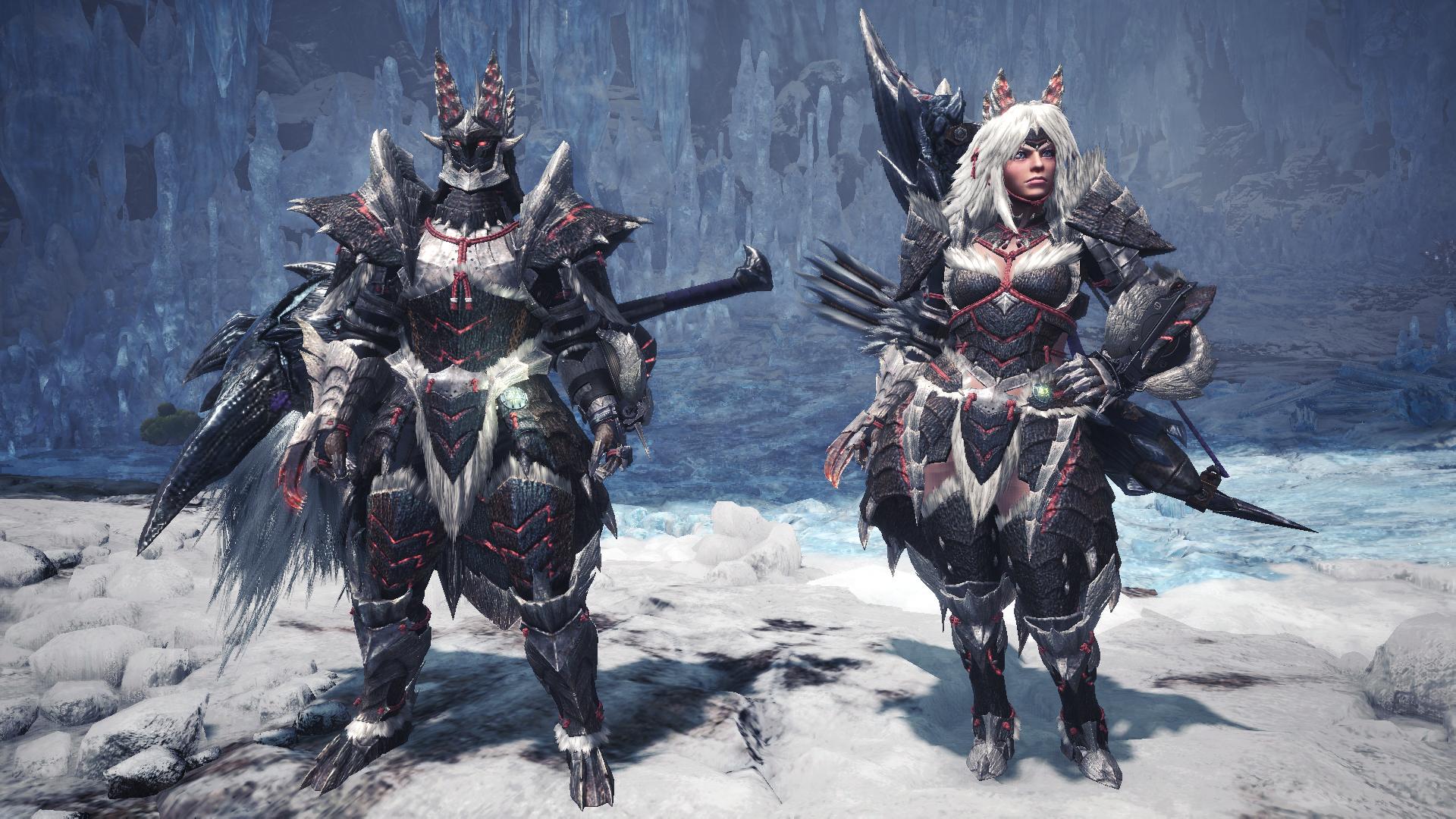 Monster Hunter World Iceborne S Second Title Update Adds Stygian