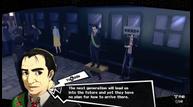 Persona 5 yoshida confidant guide cooperation conversation choices answers