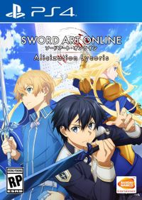 Sword art online alicization lycoris box ps4