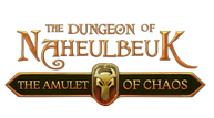 The dungeon of naheulbeuk the amulet of chaos logo