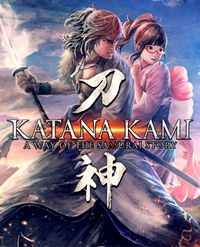 Katana kami box art