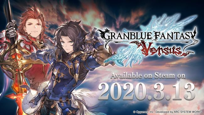 Granblue Fantasy: Versus launches for Steam on March 13 | RPG Site