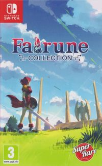Fairune collection box