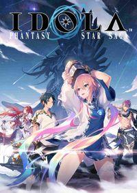 Idola phantasy star saga 072318 key visual