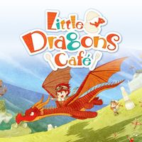 Little dragons cafe icon
