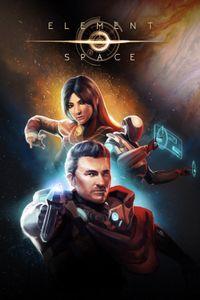 Element space icon art