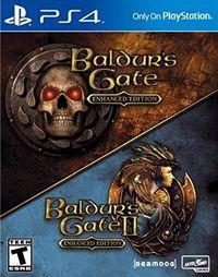 Baldurs gate flat