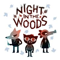 Night in the woods icon art