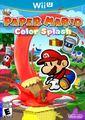 Paper mario color splash box na