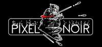 Pixel noir icon