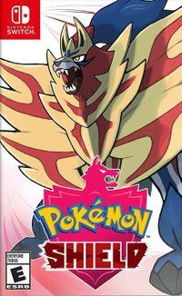 Pokemon shield box na