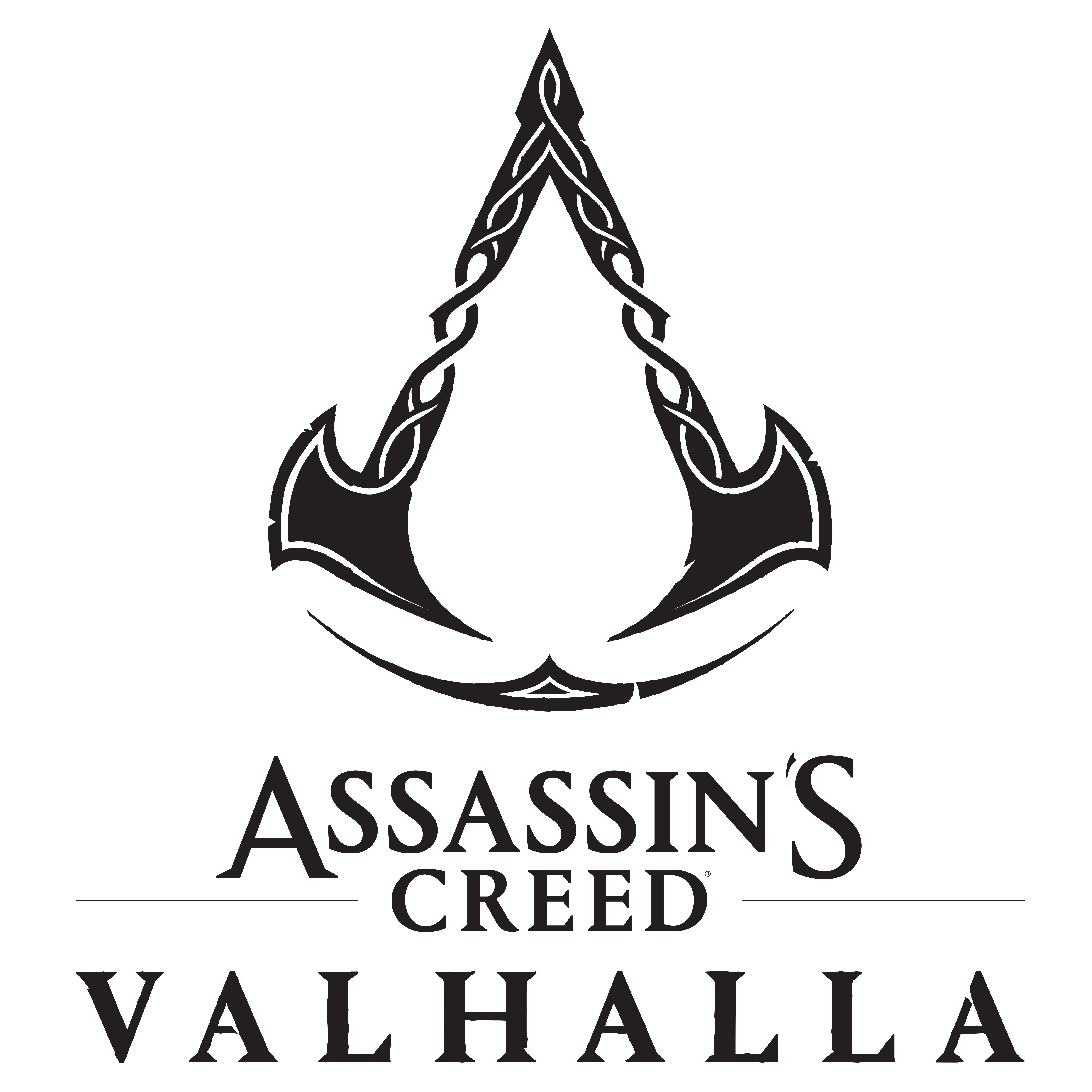 Look Logo: Assassin's Creed Valhalla