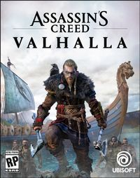 Assassin's Creed Valhalla boxart