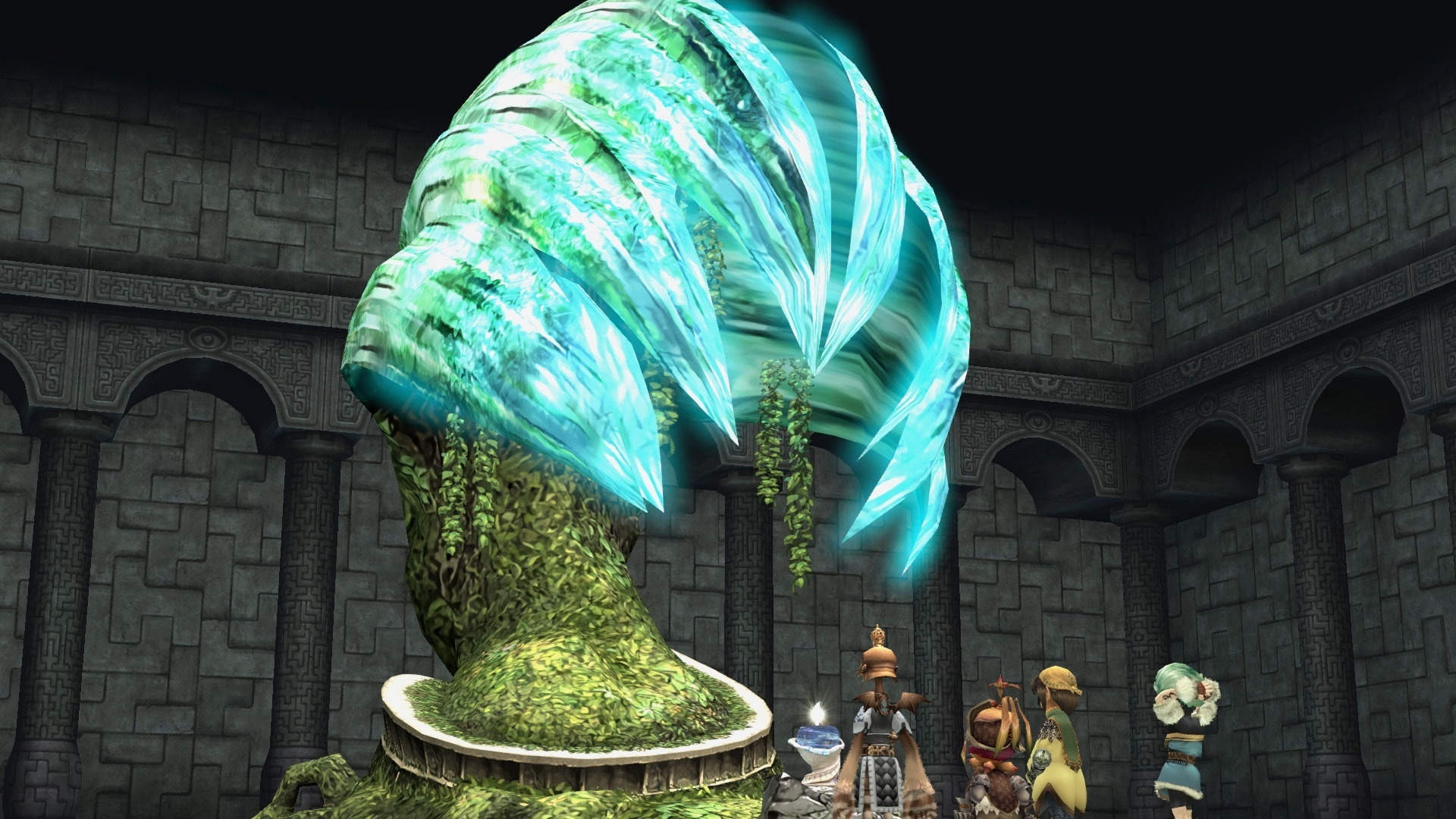 Final Fantasy Crystal Chronicles Remastered Edition Releases in August