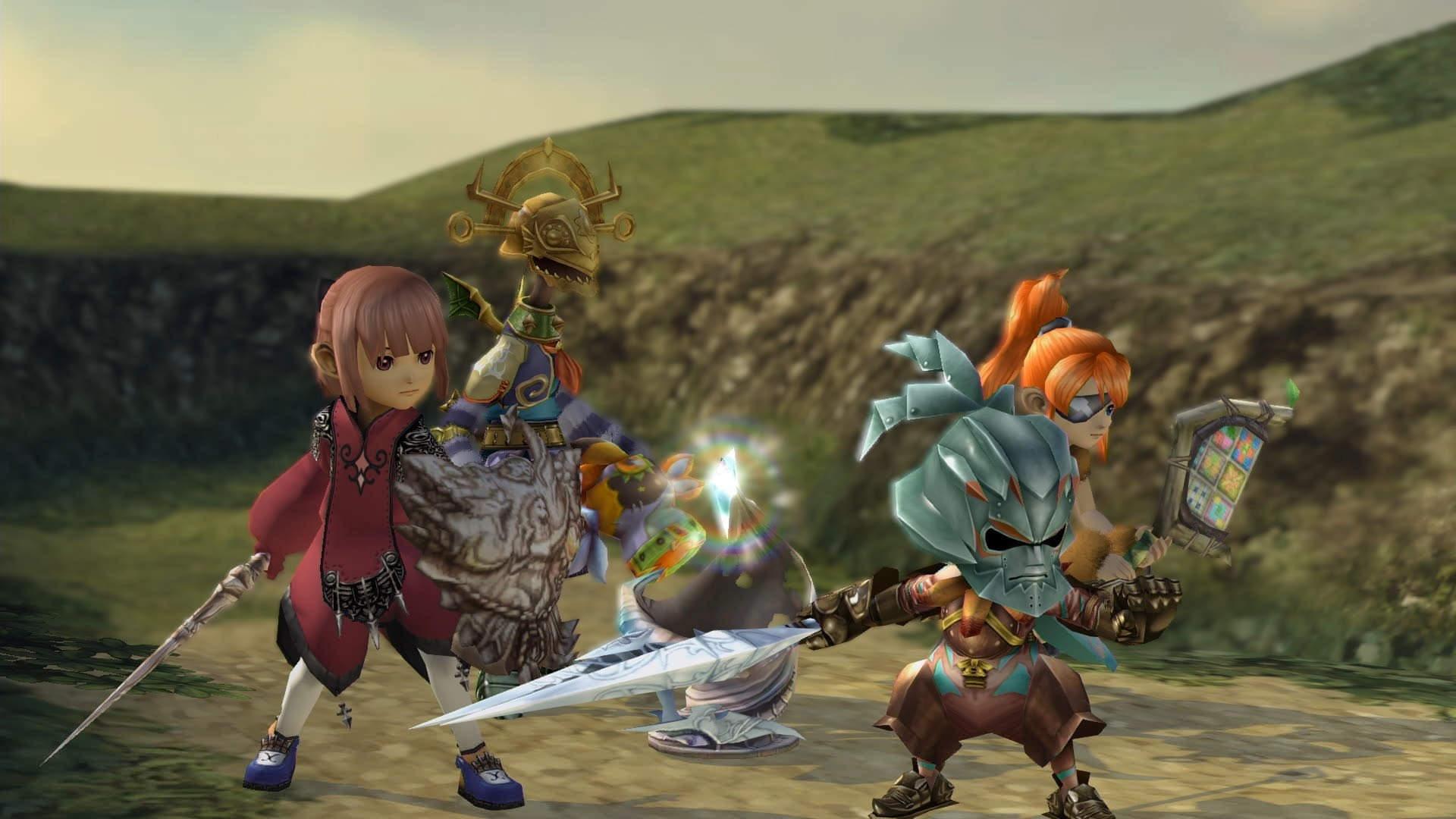 Final Fantasy Crystal Chronicles Remastered Edition Screenshots