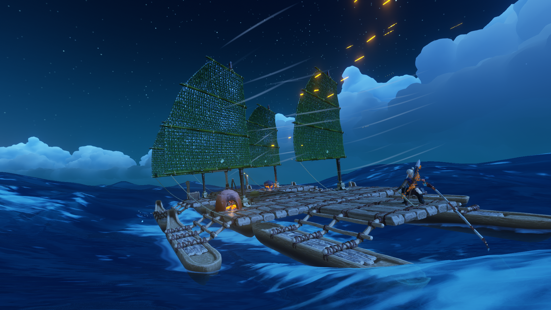 Windbound gameplay trailer revealed   RPG Site