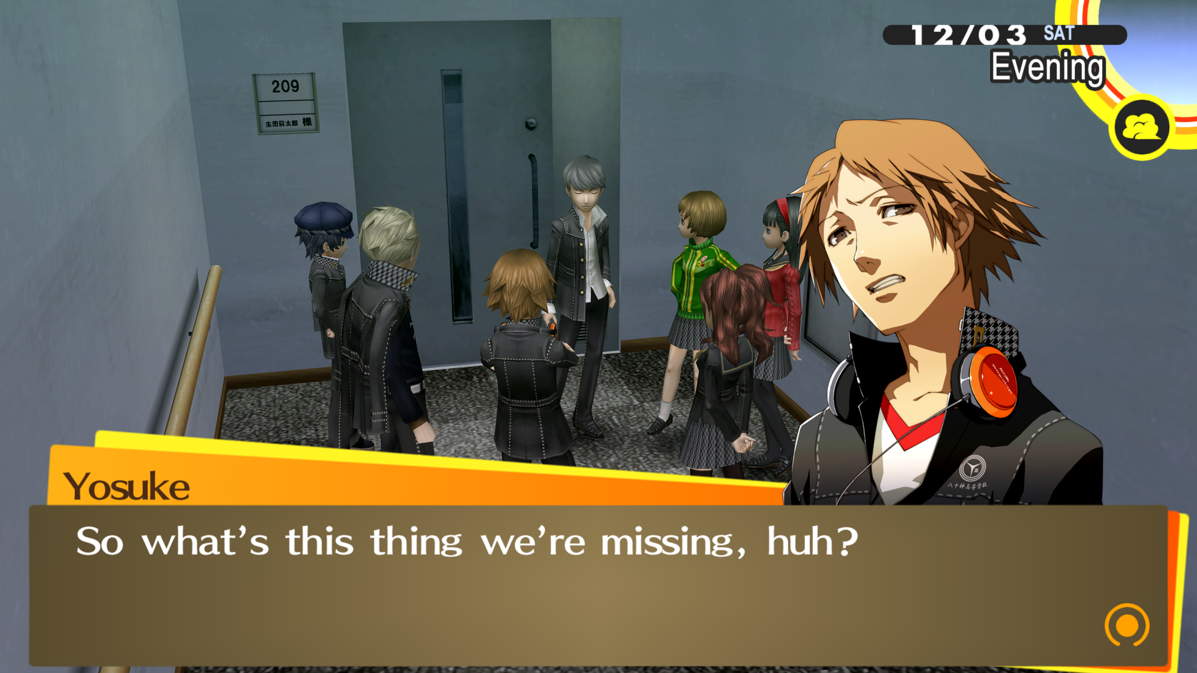 Persona 4 Golden Endings Guide How To Unlock The True Ending And Secret Dungeon Rpg Site