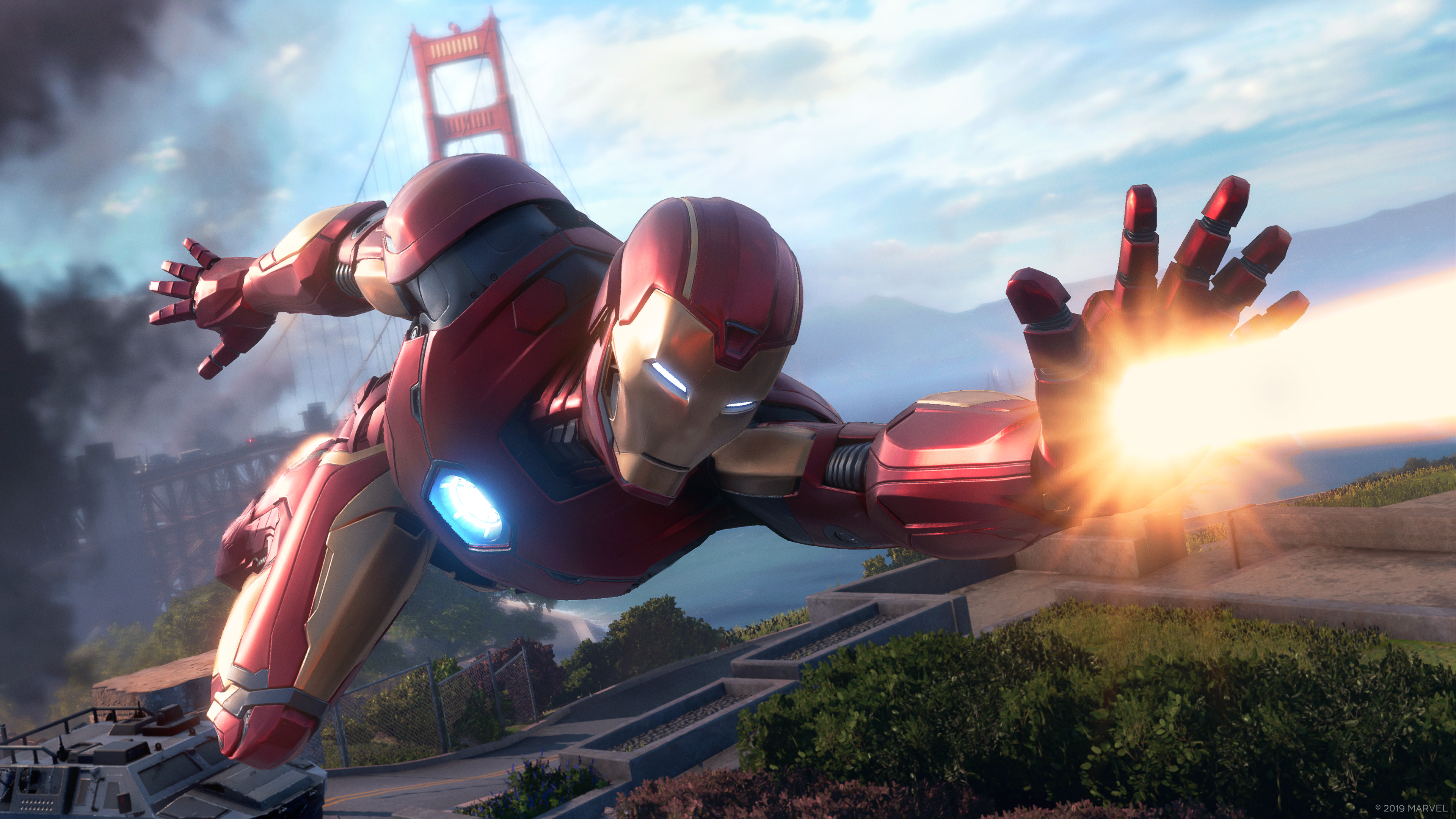 Virgin Media customers can try out Marvel's Avengers this weekend