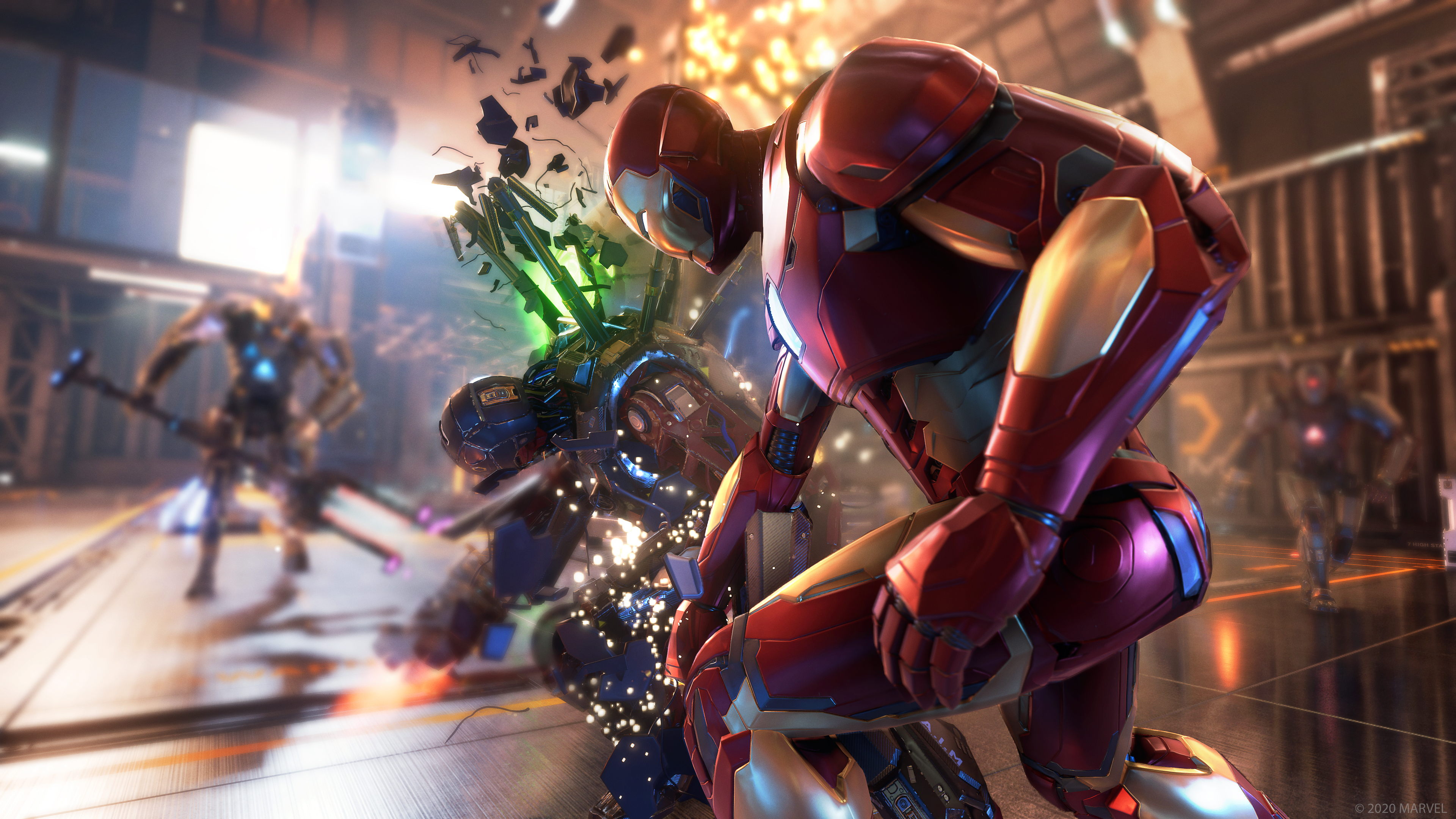 Virgin Media to Offer Customers Marvel's Avengers Beta Access This Weekend