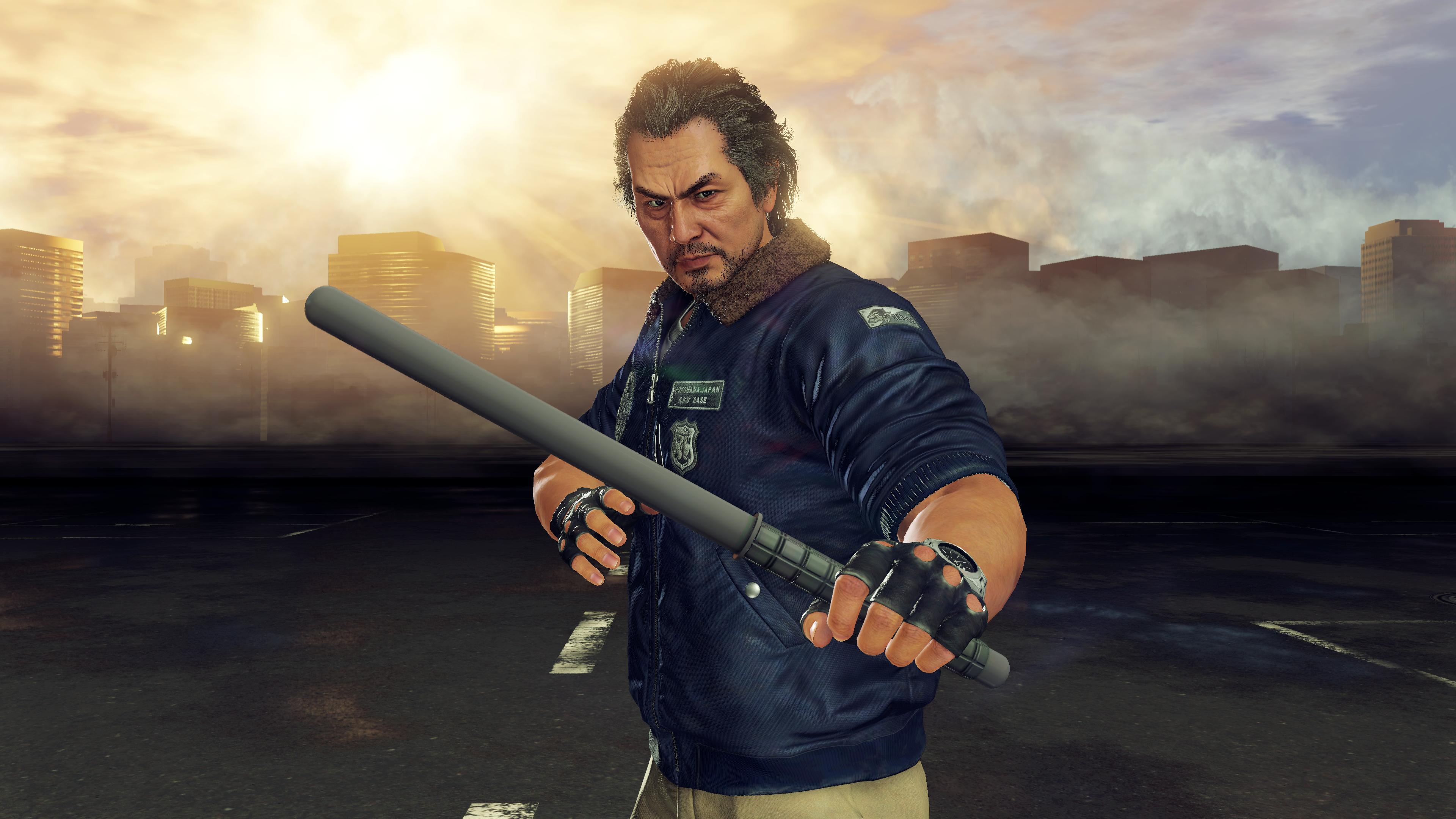 Yakuza Like A Dragon Gets Playstation 5 Version Pre Order