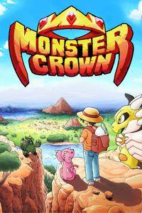 Monster crown vert art