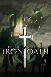 The iron oath vert art