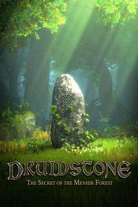 Druidstone vert art