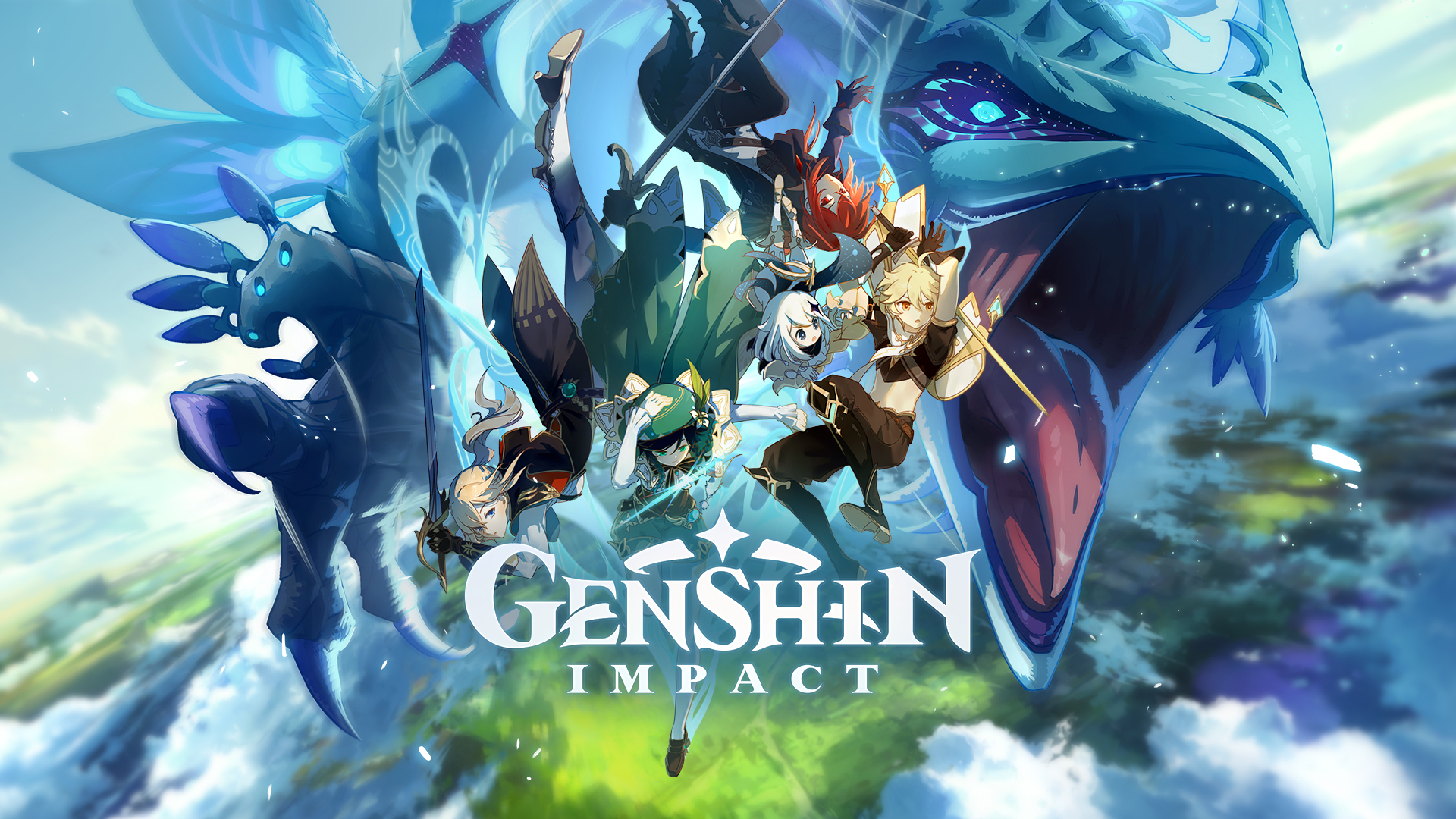 Breath of the Wild-Inspired RPG Genshin Impact Gets a Release Date