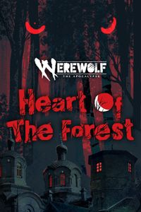Werewolf the apocalypse heart of the forest vert art