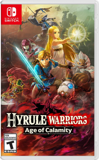Hyrule warriors age of calamity boxart na