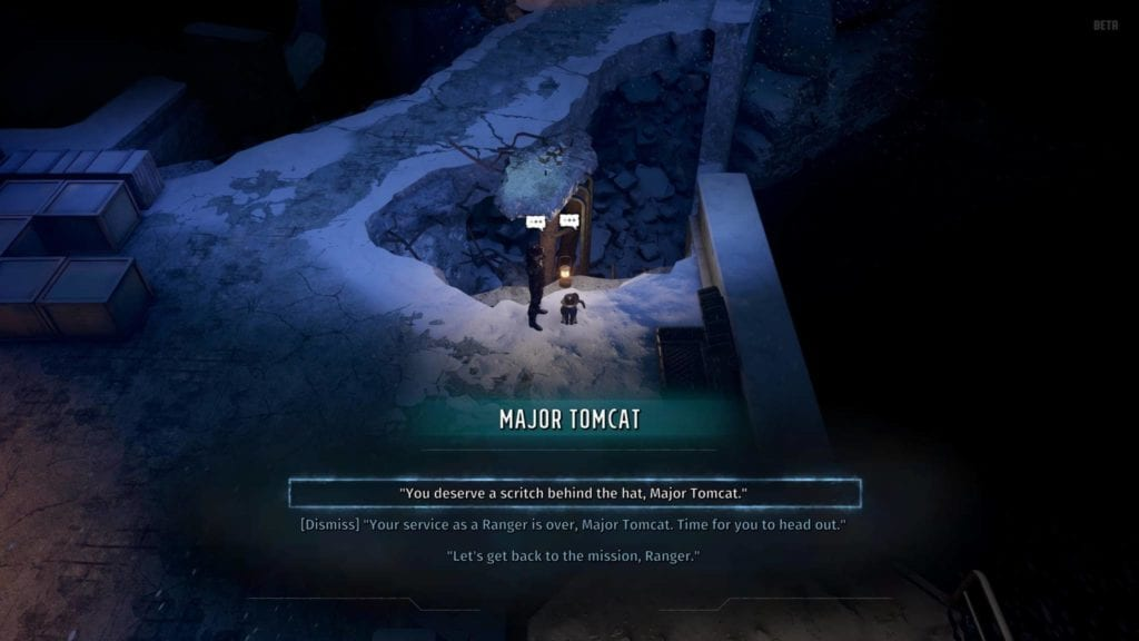 Wasteland 3 Animal Companions Perks Bonuses And The Best Companions From The Animal Whisperer Skill Rpg Site