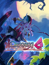 Disgaea 6 box art