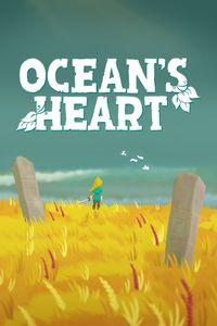 Oceans heart vert art