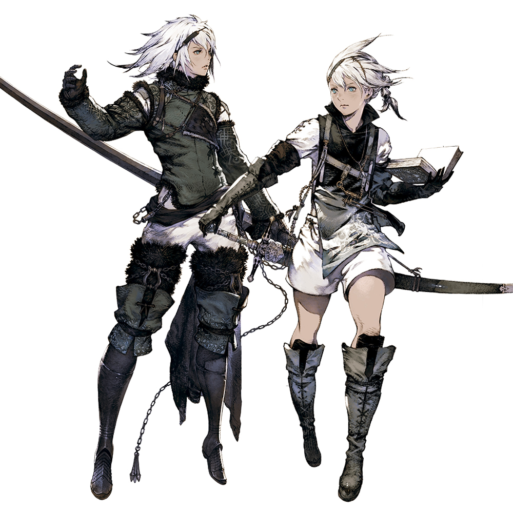 NieR Replicant's Remaster has been rated in Taiwan   RPG Site